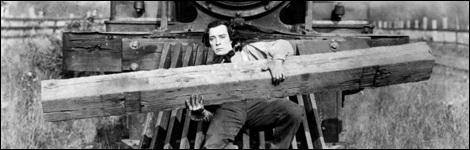 Le Mécano de la General - Buster Keaton