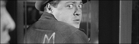 M le maudit - Fritz Lang