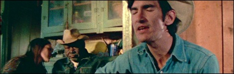 Townes Van Zandt dans Heartworn Highways