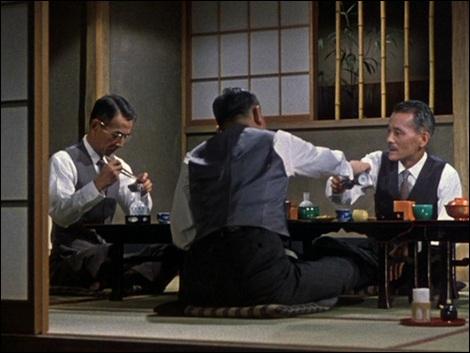 Le Goût du saké - Yasujirô Ozu