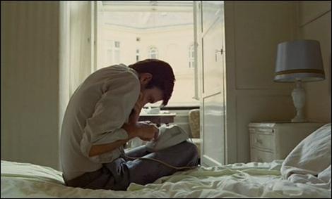 Sam Neill dans Possession d'Andrzej Zulawski