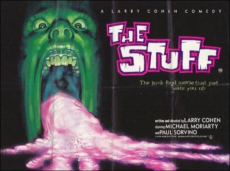 The Stuff (Larry Cohen,1985)