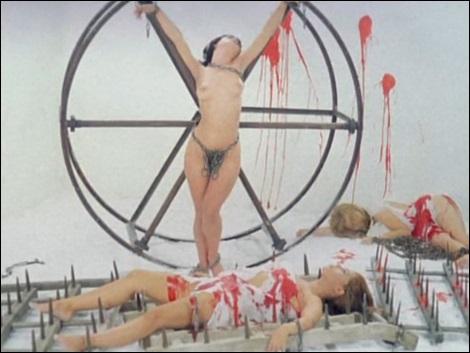 L'Éden et après (Alain Robbe-Grillet, 1970)