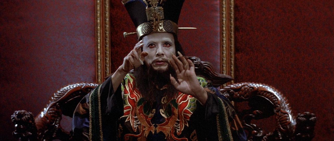 Les Aventures de Jack Burton dans les griffes du mandarin (John Carpenter, 1986)