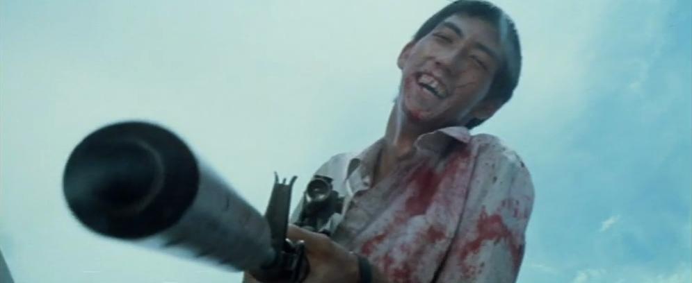 L'Enfer des armes (Tsui Hark, 1980)