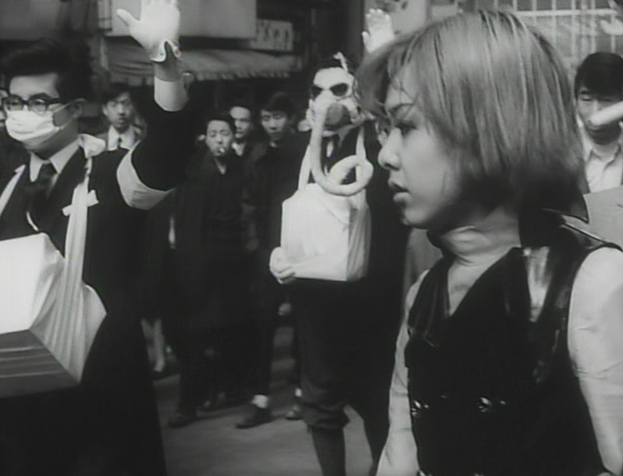 Funeral Parade of Roses (Toshio Matsumoto, 1969)