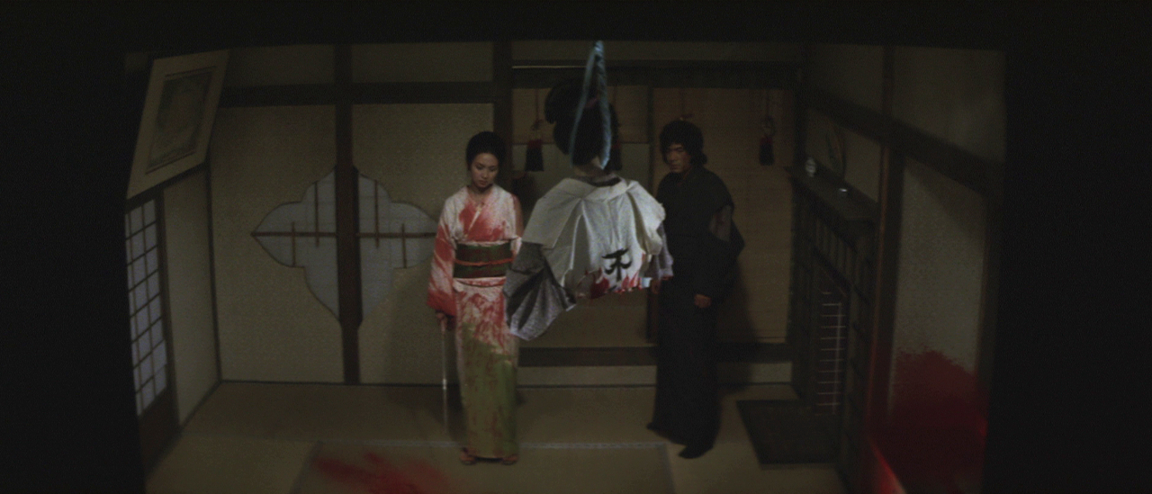 Lady Snowblood (Toshiya Fujita, 1973)