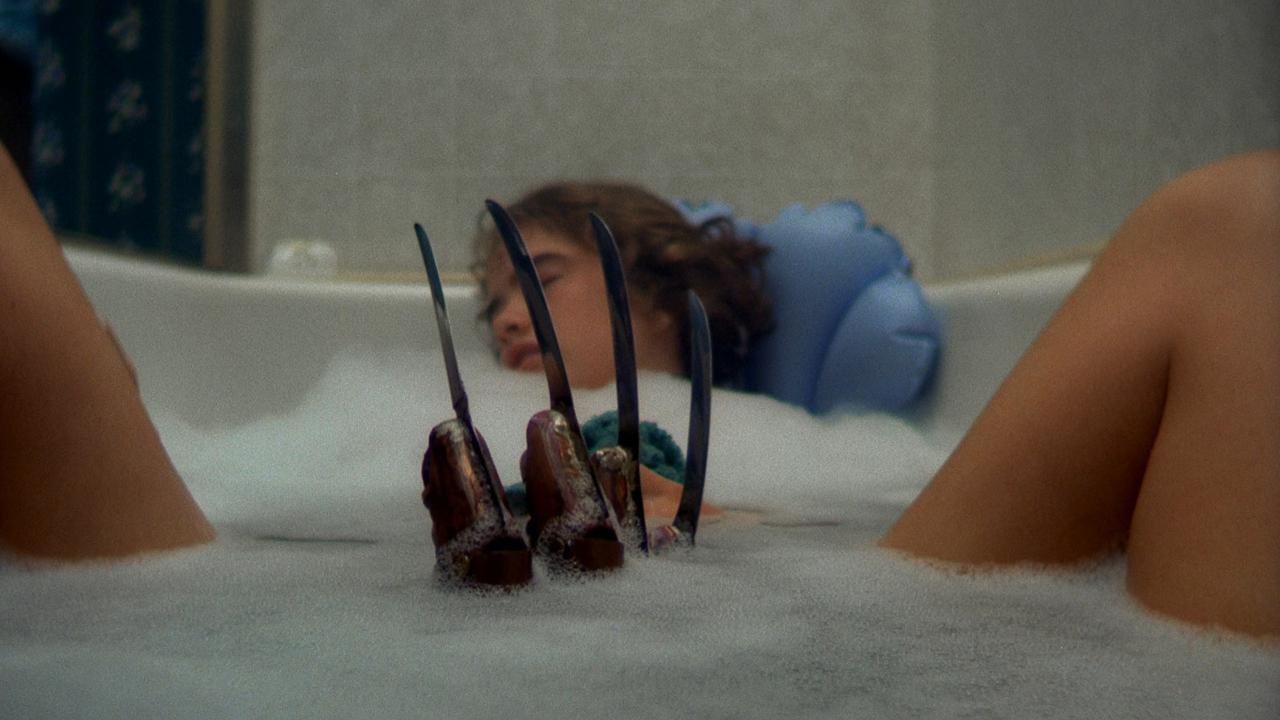 Les griffes de la nuit (A Nightmare on Elm Street) - Wes Craven - 1985 dans Freddy les_griffes_de_la_nuit_02